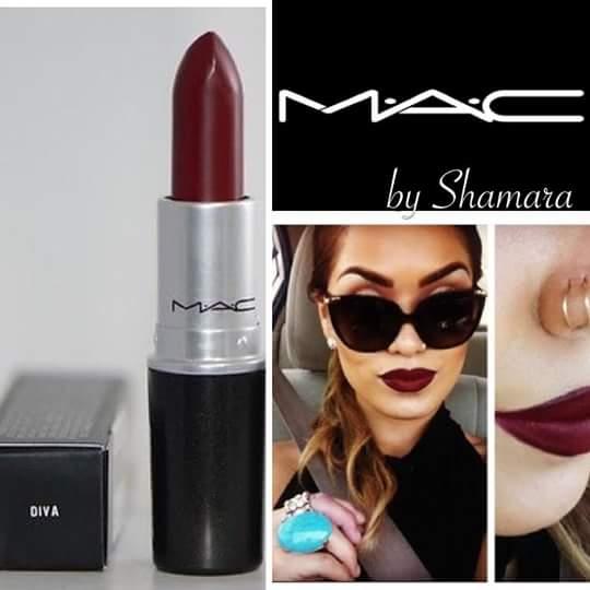 Mac lipsticks - Mac diva lipstick price ...